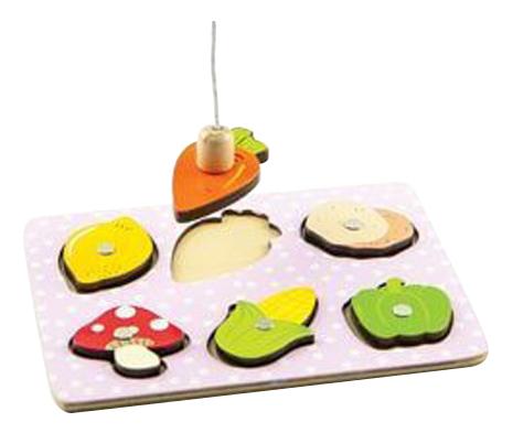 Купить Развивающая игрушка Mapacha Овощи, Наша игрушка, Развивающие игрушки