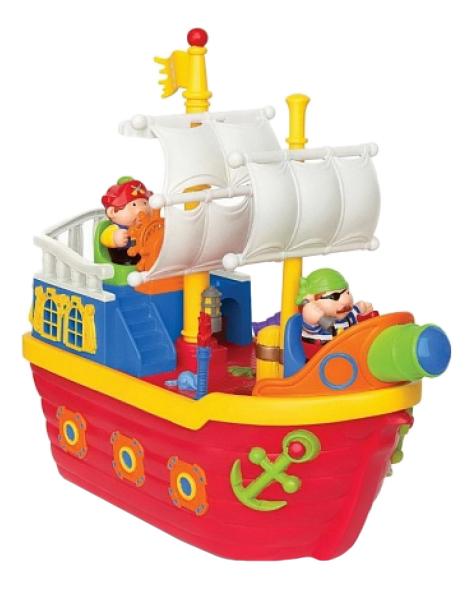 Развивающий центр Kiddieland Пиратский корабль