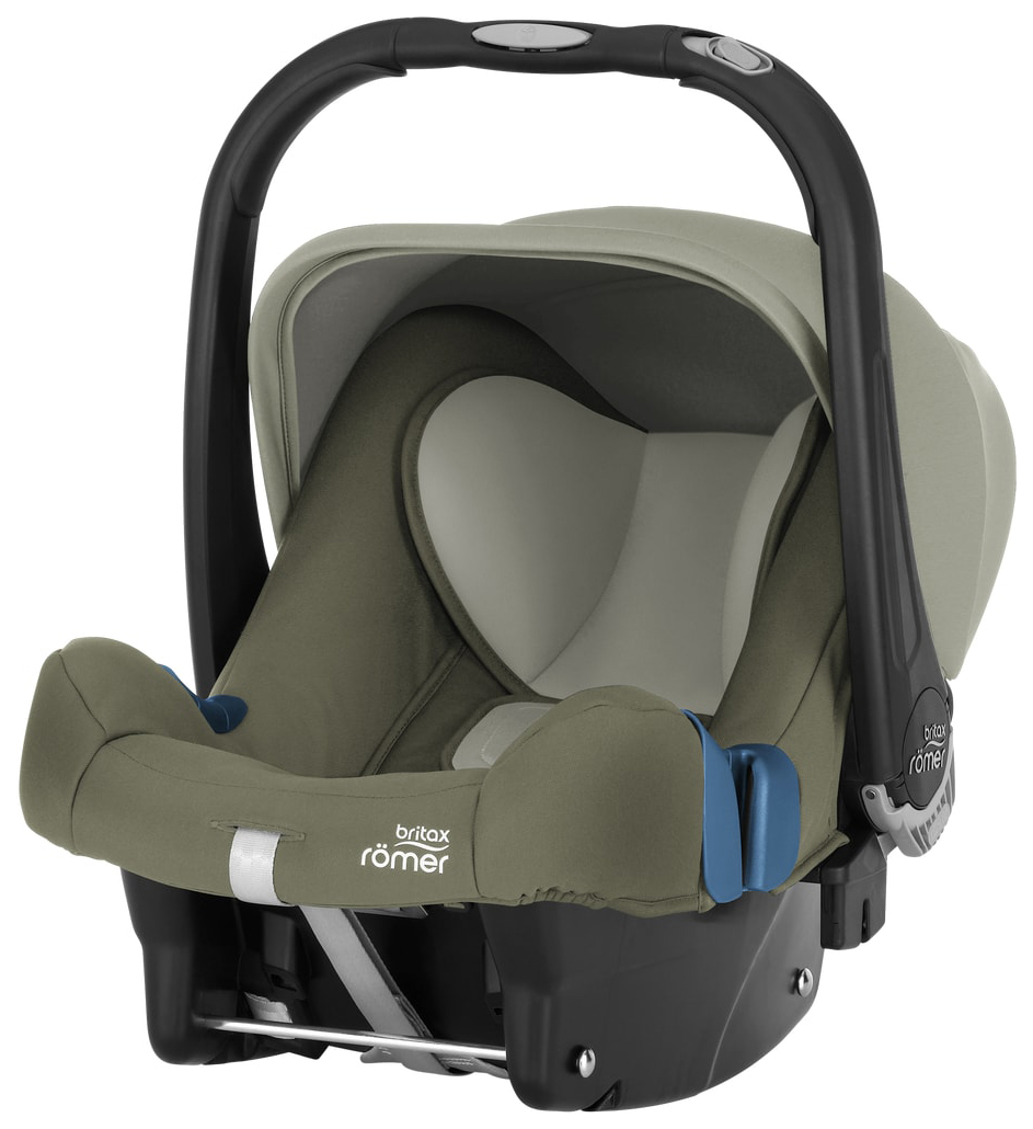 Автокресло Britax Römer Baby-Safe Plus SHR II группа 0+, Темно-Зеленый