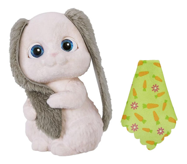 Купить Мягкая игрушка Hasbro Furreal Friends B9062 Пушистый друг Забавный кролик, Интерактивные животные
