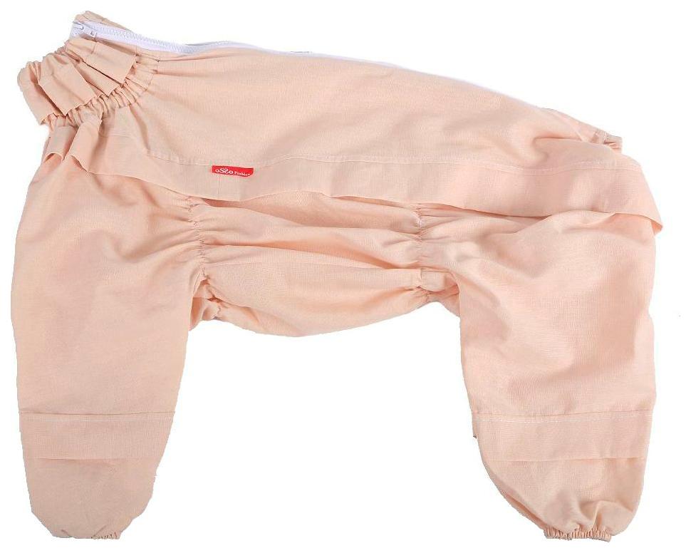Комбинезон для собак OSSO Fashion Анти Клещ, мужской, в ассортименте, длина спины 45 см