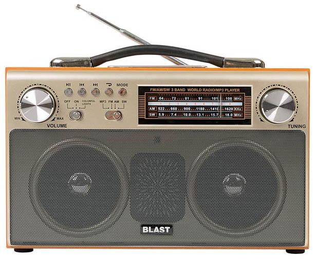 Радиоприемник Blast BPR 812 Cp