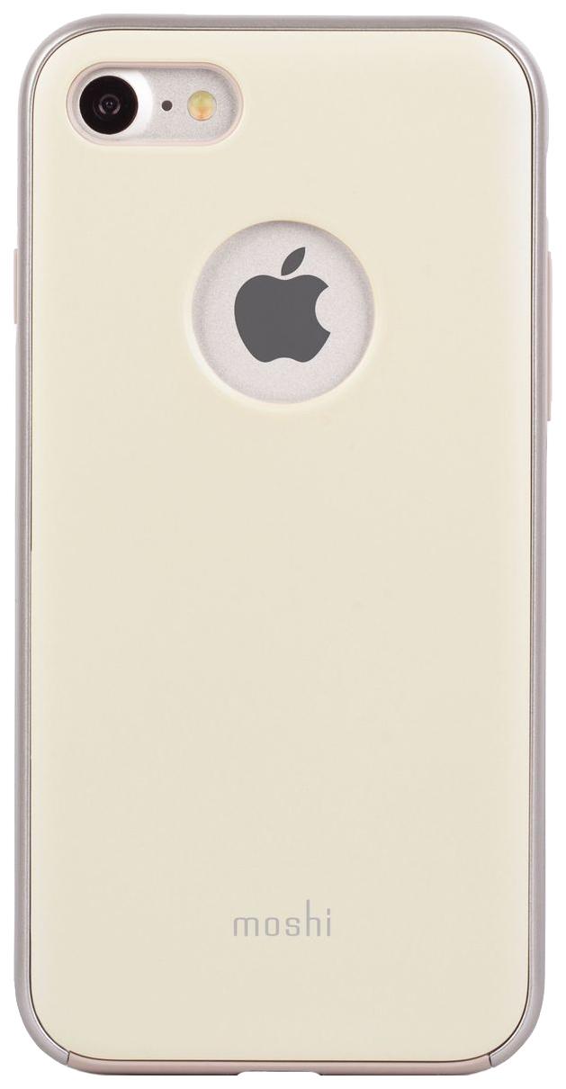 Чехол Moshi iGlaze для iPhone 7 Mellow Yellow 99MO088721