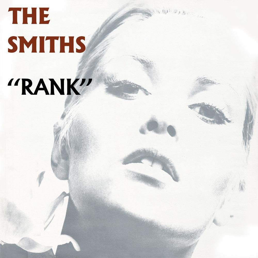 Виниловая пластинка The Smiths RANK фото