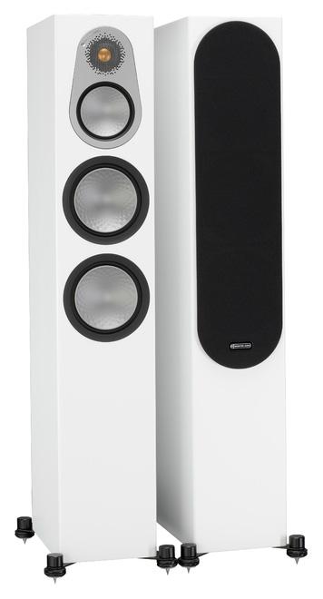 Колонки Monitor Audio Silver 300 (6G) White Satin