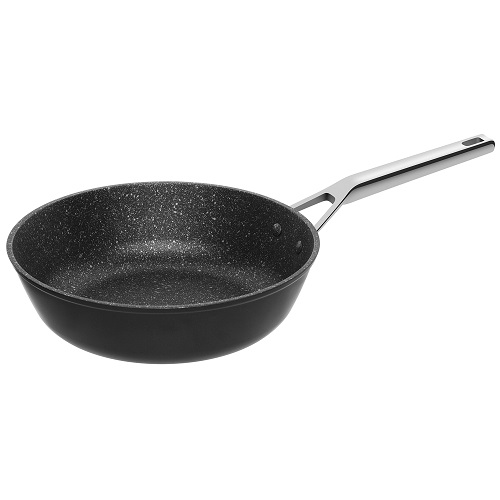 Глубокая сковорода (сотейник) с антипригарным покрытием Nadoba SILVA 28 см 729315 фото