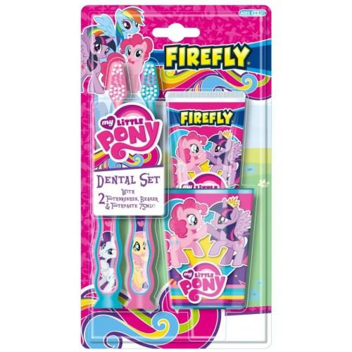 Набор дентальный Dr.fresh My little Pony для детей с 3-х лет