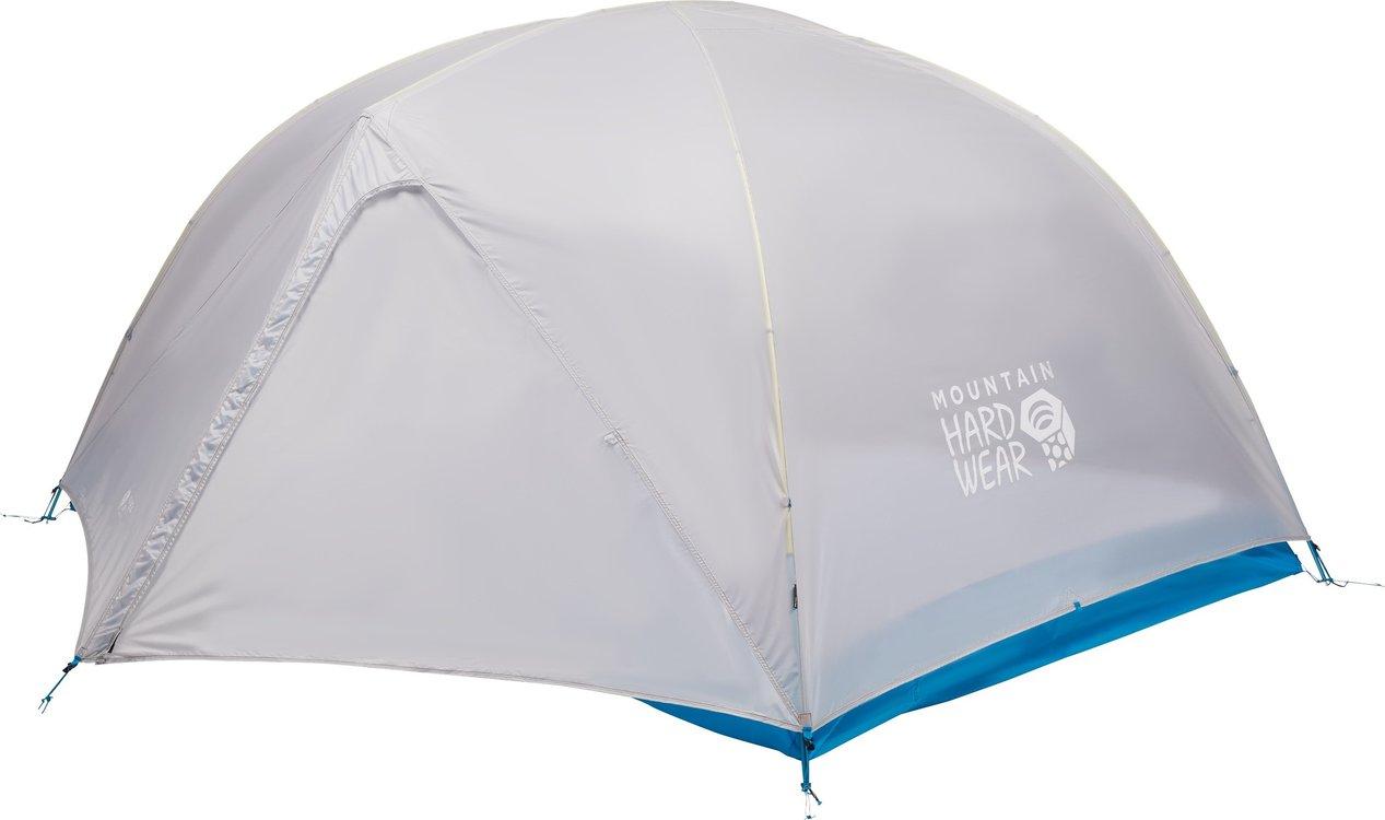 Палатка Mountain Hardwear Aspect 3 светло-серая 3/местная