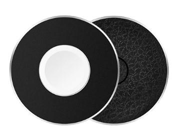 Беспроводное зарядное устройство COTEetCI WS-17 для Apple Watch/iPhone Black