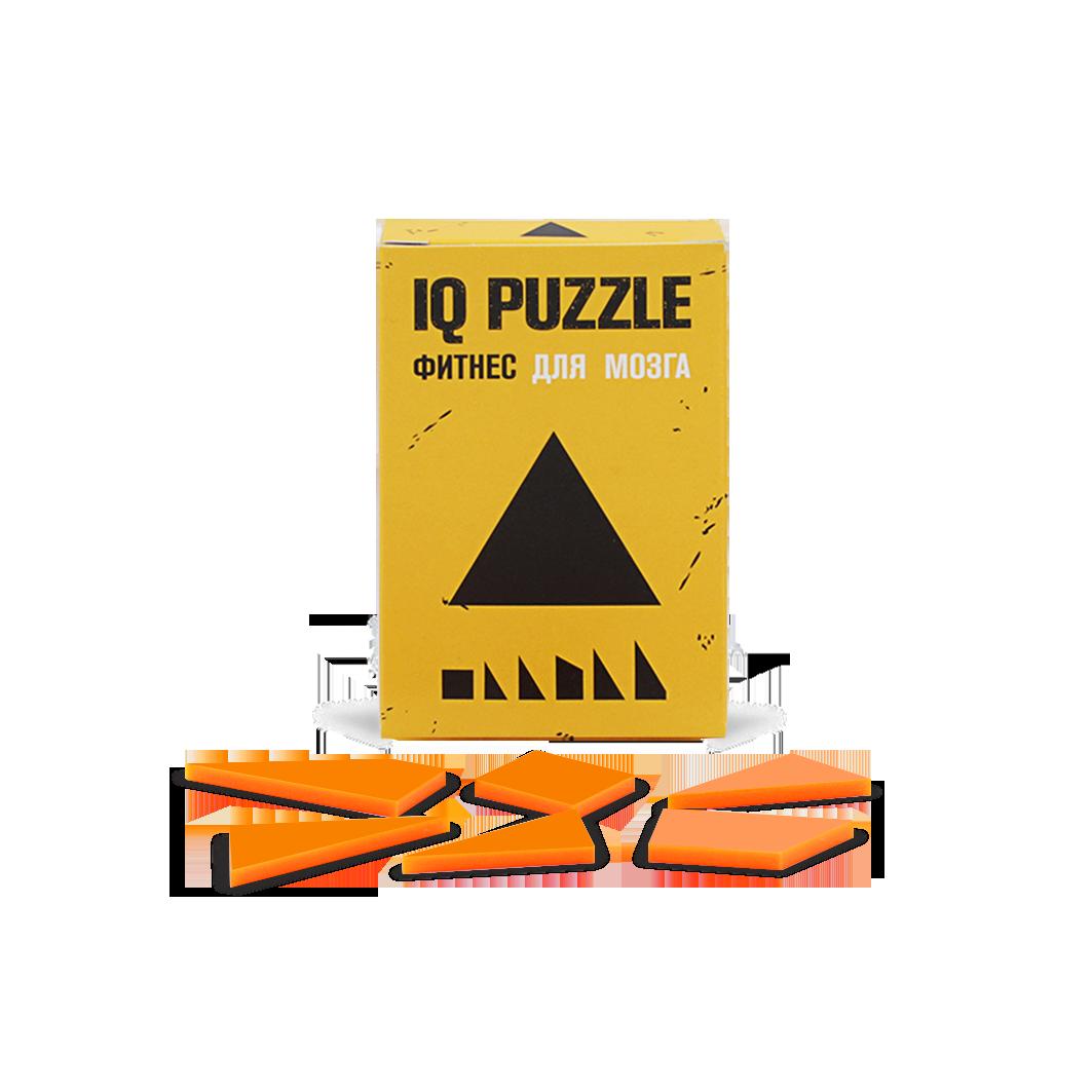 Пазл IQ Puzzle Равносторонний треугольник