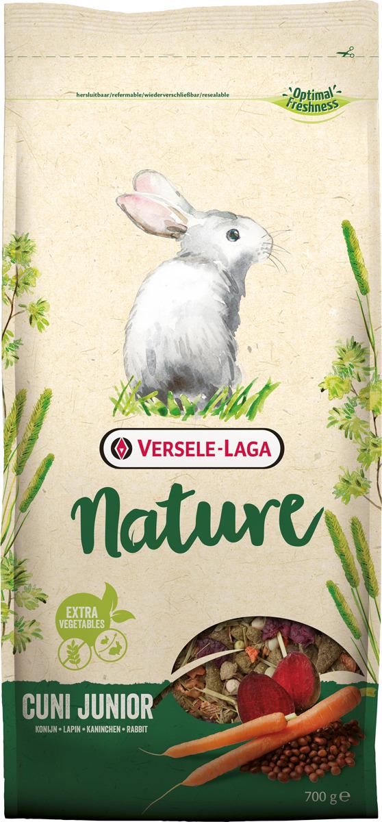 Сухой корм для крольчат Versele Laga Nature