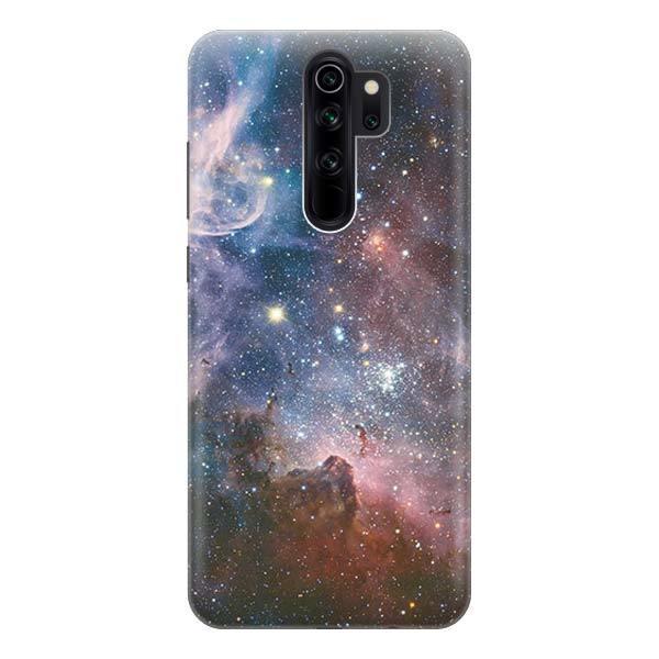 Чехол Gosso Cases для Xiaomi Redmi Note 8 Pro «Космос»