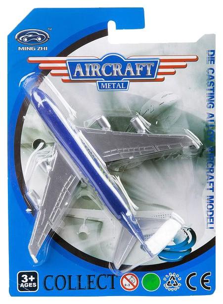 Купить Метал.самолет Aircraft CRD, 3 вида, арт. MZ530, NoBrand, Коллекционные модели