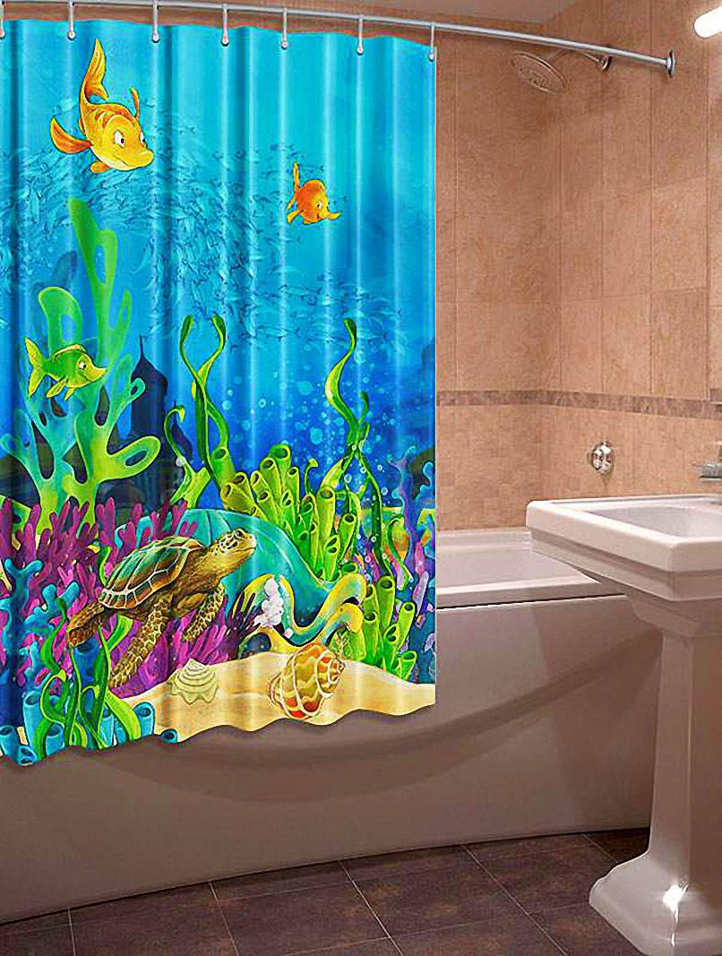 Шторы для ванной КаСЛ Timotha