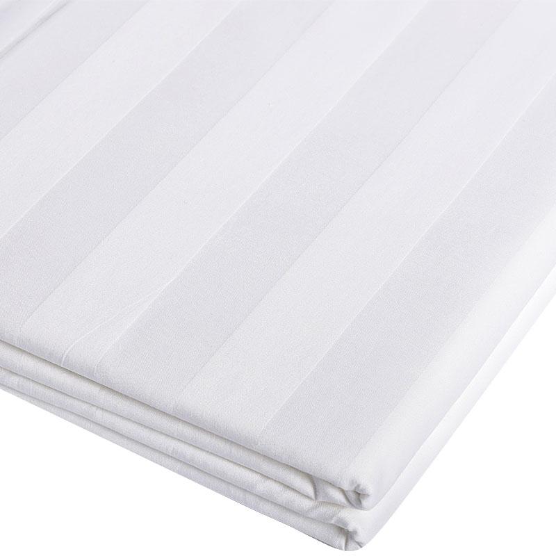 Простыня 1,5-спальная Angelo 160x260см, цвет белый