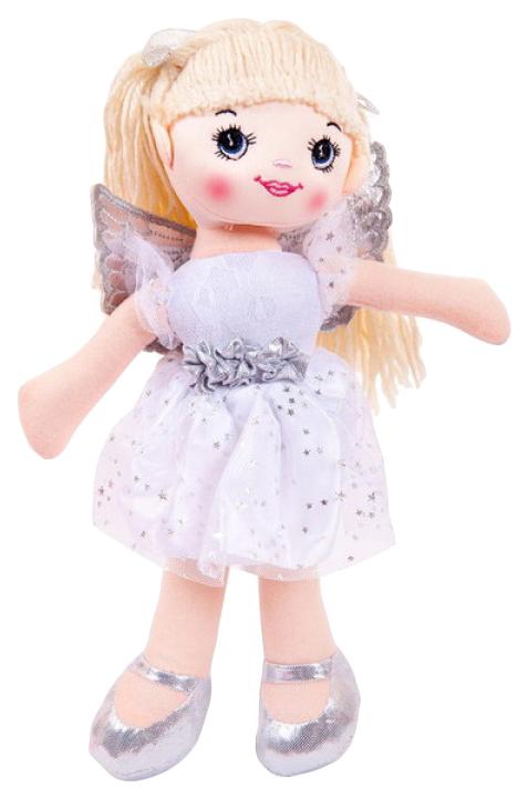 Купить Кукла мягконабиваная, балерина, 30 см, цвет белый, ABtoys, Классические куклы
