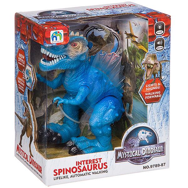 Купить Динозавр на бат.озвуч., ВОХ 24х21х12 см, арт. 9789-87., Shantou Gepai, Игровые фигурки