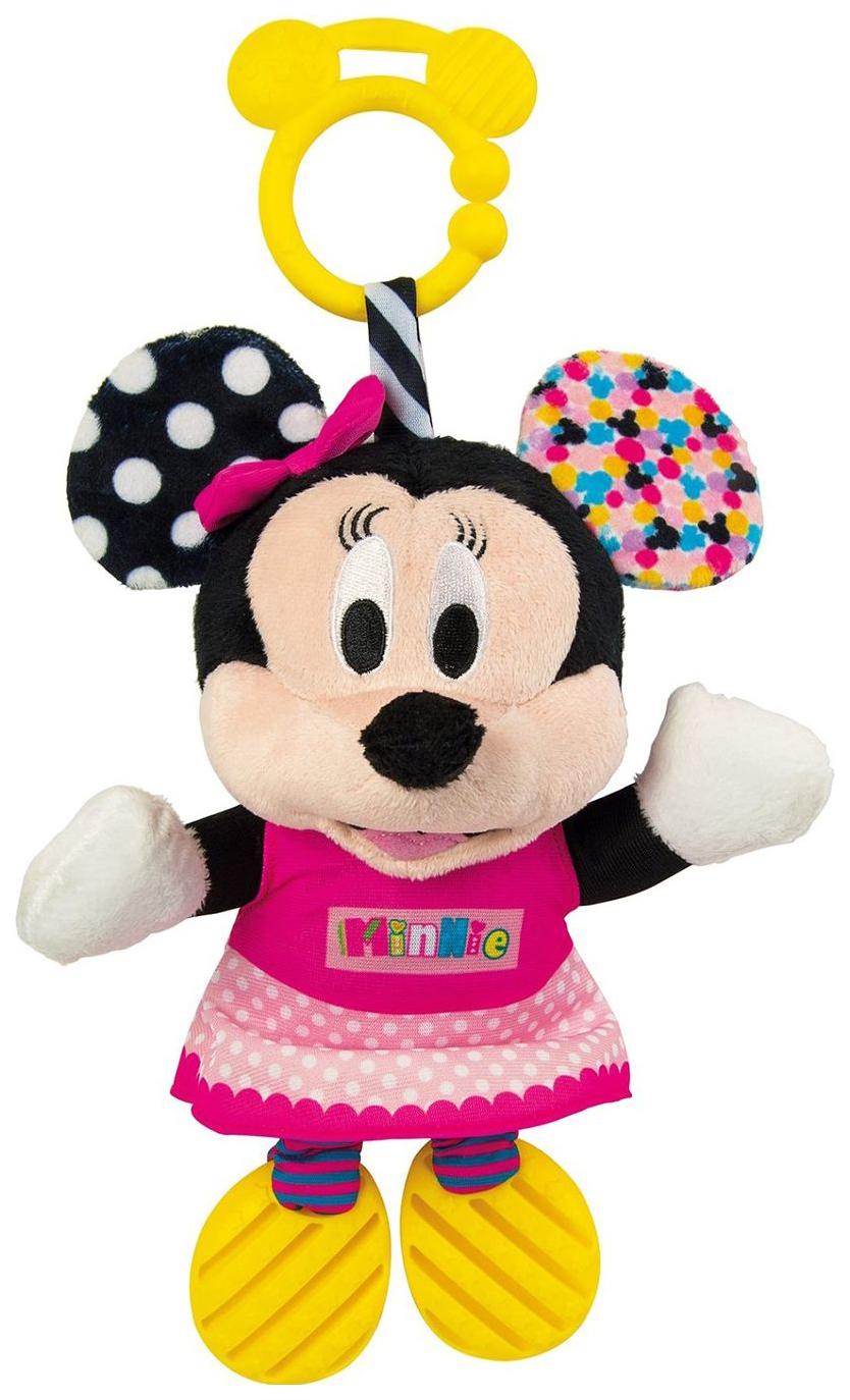 Купить Игрушка развивающая Подвеска Минни , Clementoni, Развивающие игрушки