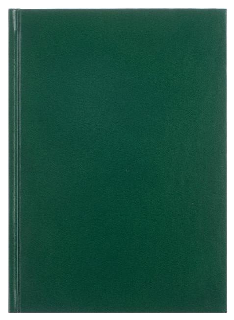 Ежедневник недатированный BrunoVisconti «Citizen», А5+, темно-зеленый