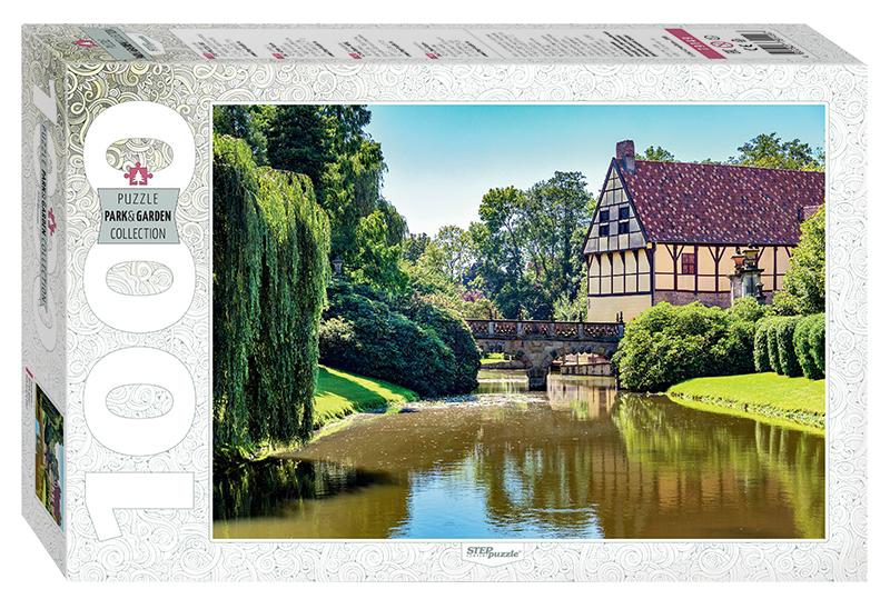 Пазл Step Puzzle 1000 деталей Германия. Штайнфурт