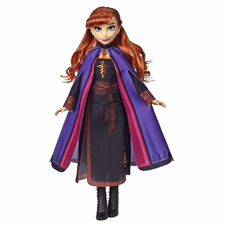 Купить Кукла Frozen Анна Холодное сердце 2 E6710, Классические куклы