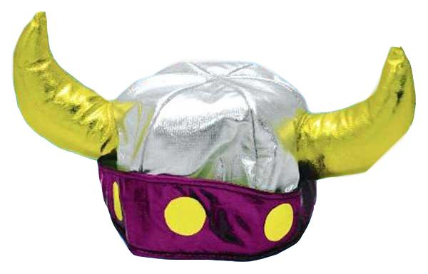 Купить Шляпа карнавальная Winter Wings с рожками, Карнавальные головные уборы