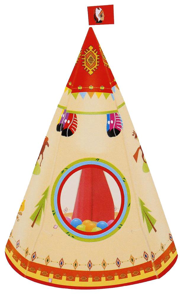 Палатка детская игровая Shantou Gepai Вигвам YTM6789