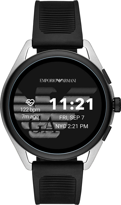 Смарт-часы Emporio Armani Matteo Black/Black (ART5021)