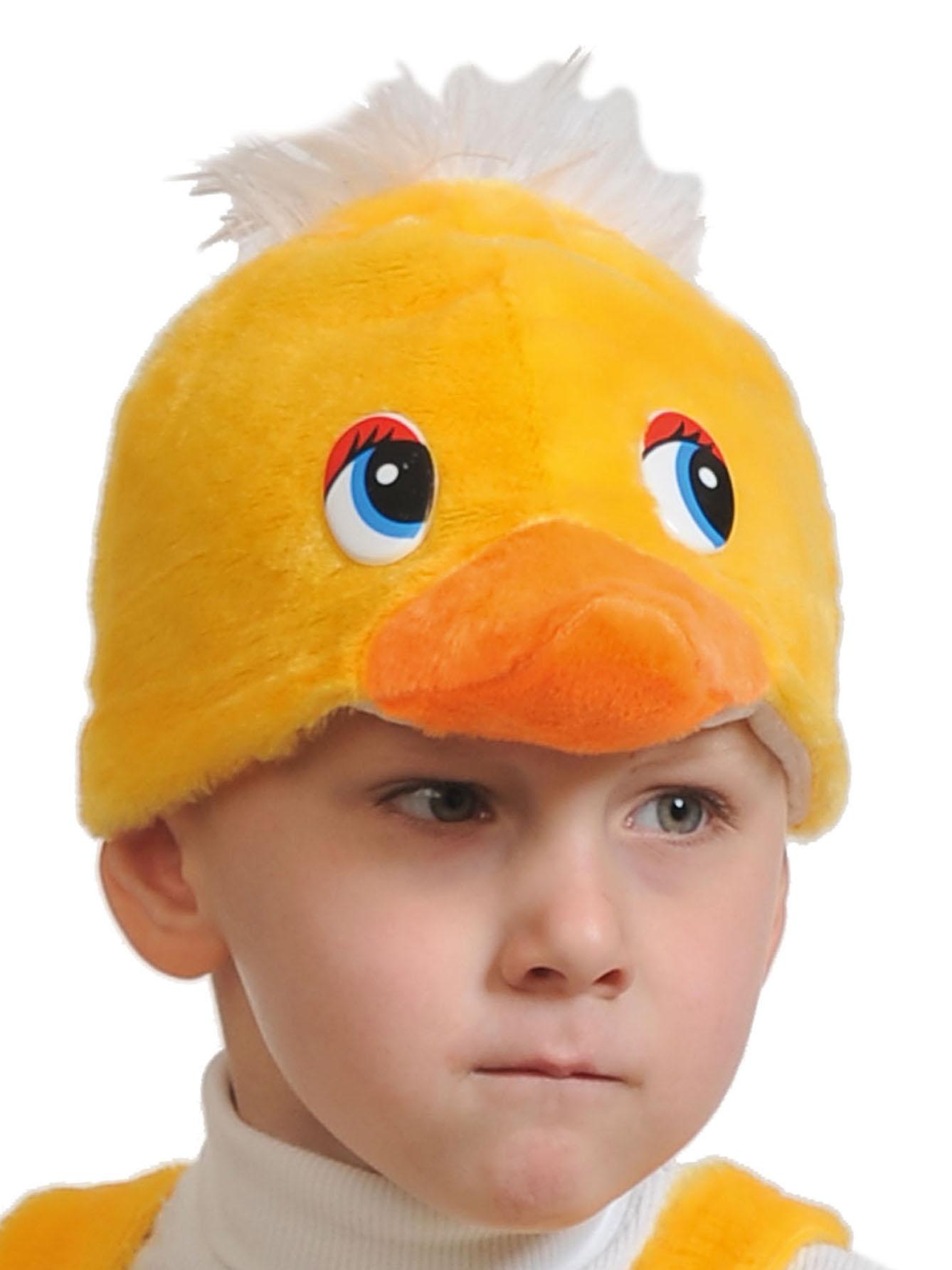 Карнавальная маска-шапка \