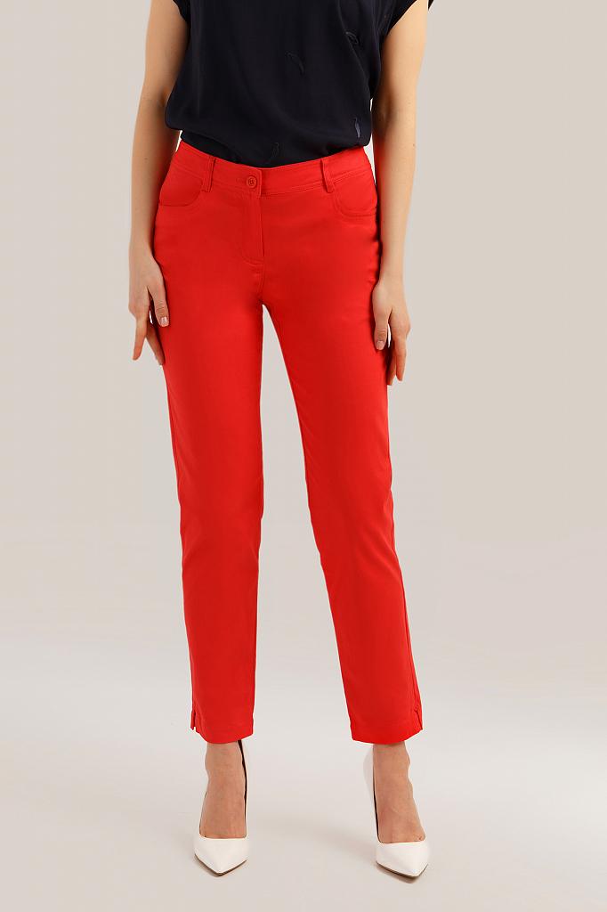 прессе красные брюки женские фото вам такой