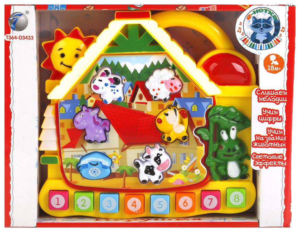 Развивающая игрушка Е-нотка T364-D3433