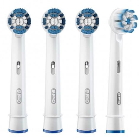 Насадка Braun Oral-B EBS17-3 + EB60-1 Sensitive Clean + Sensi Ultra Thin
