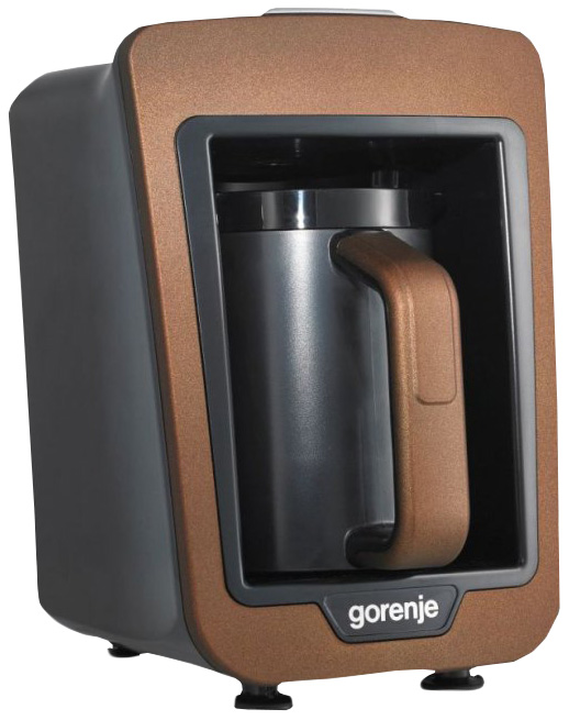 Кофеварка капельного типа Gorenje ATCM730T Brown/Black