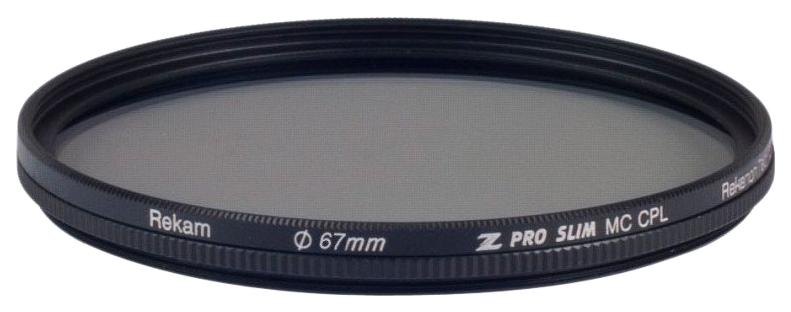 Светофильтр Rekam Z Pro Slim CPL 67-SMC16LC