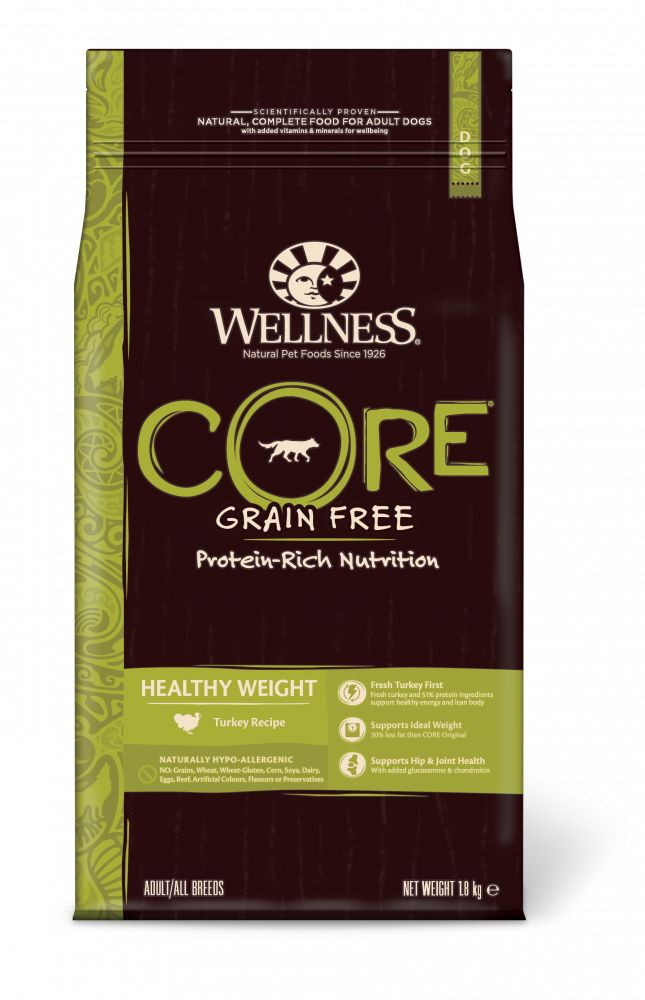 WELLNESS CORE ADULT/ALL BREEDS HEALTHY WEIGHT