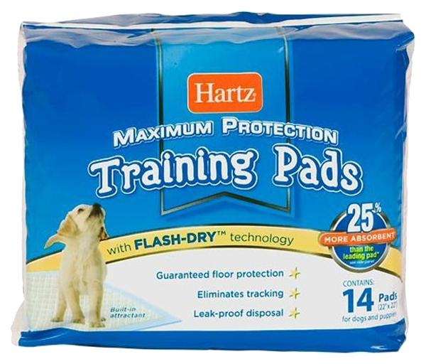 Пеленки для домашних животных Hartz Maximum Protection