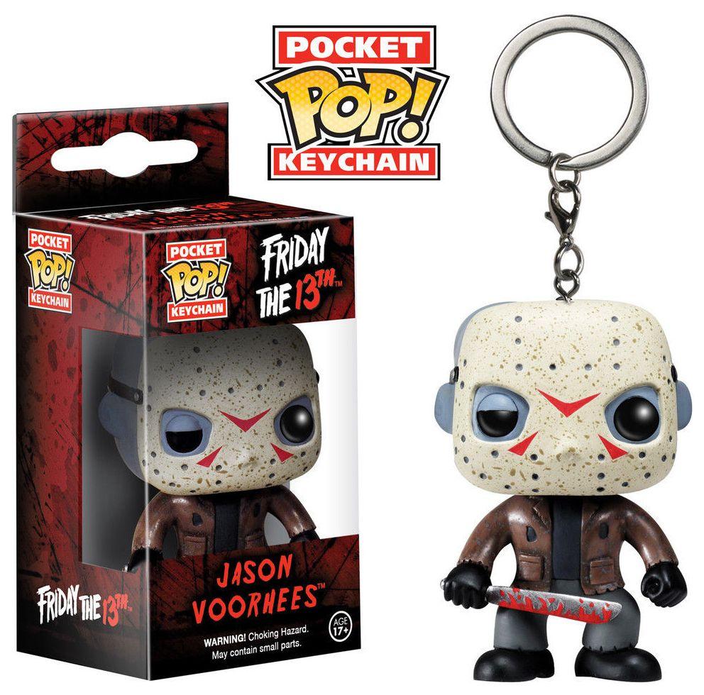 Брелок Friday the 13th - Pocket POP! - Jason Voorhees (4 см)