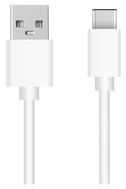 Кабель REMAX USB Type-C (1m) White