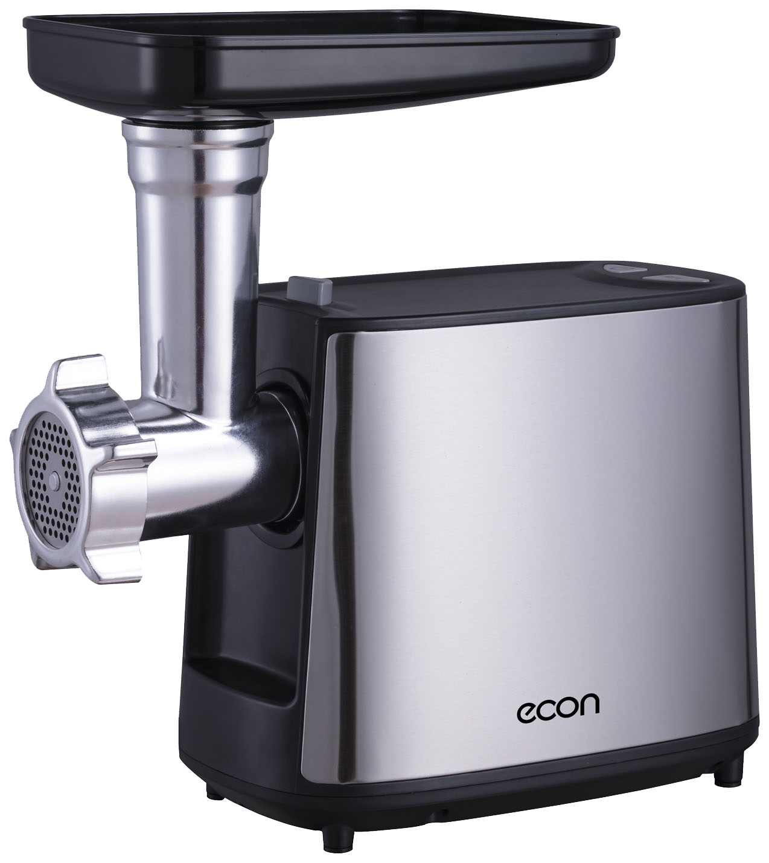 Электромясорубка ECON ECO 1030MG Silver/Black