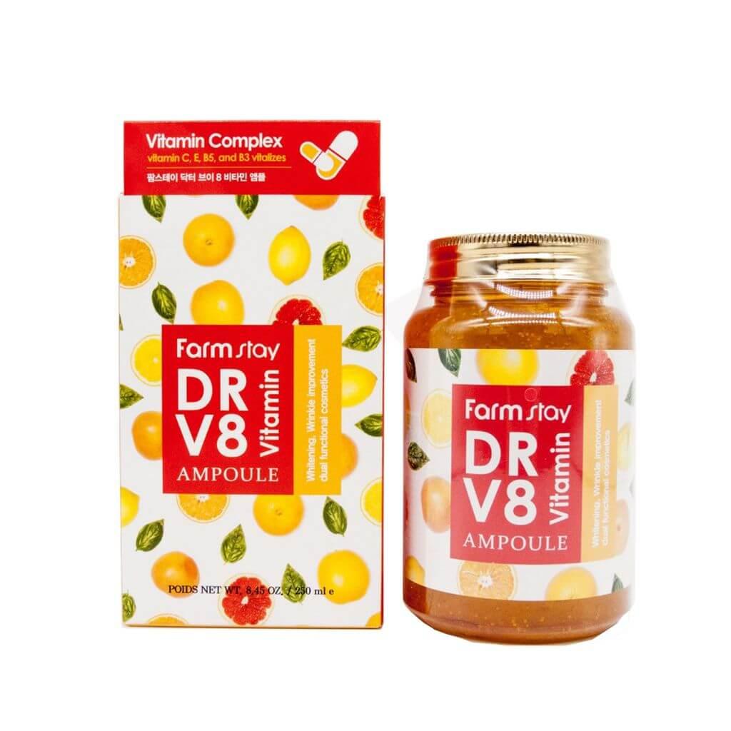 Сыворотка с витаминным комплексом FarmStay DR