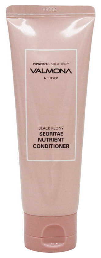 Кондиционер Evas Valmona Powerful Solution Black Peony Seoritae Nutrient Conditioner 100мл