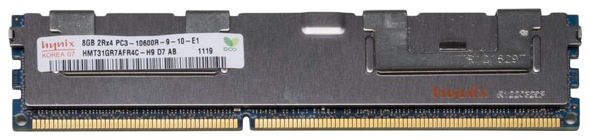 Оперативная память Hynix HMT31GR7BFR4C-H9.