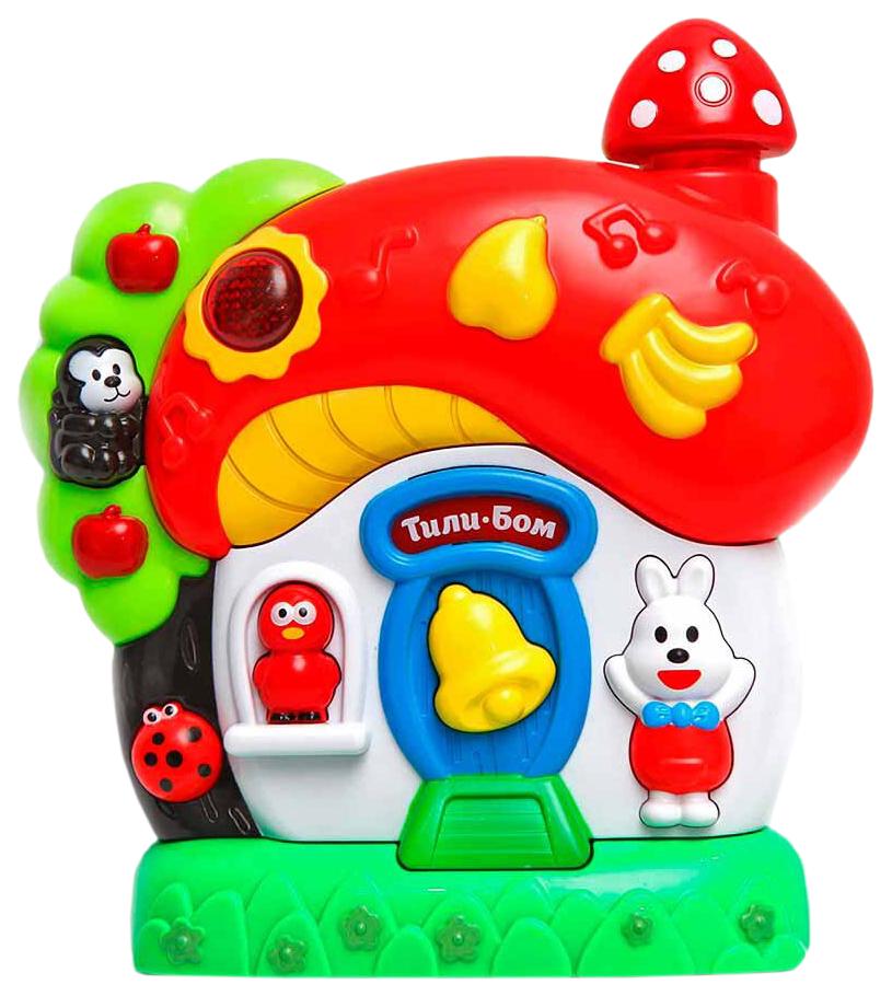 Развивающая игрушка Азбукварик Грибок-теремок 28171-1