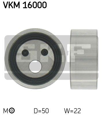 Натяжной ролик SKF VKM 16000
