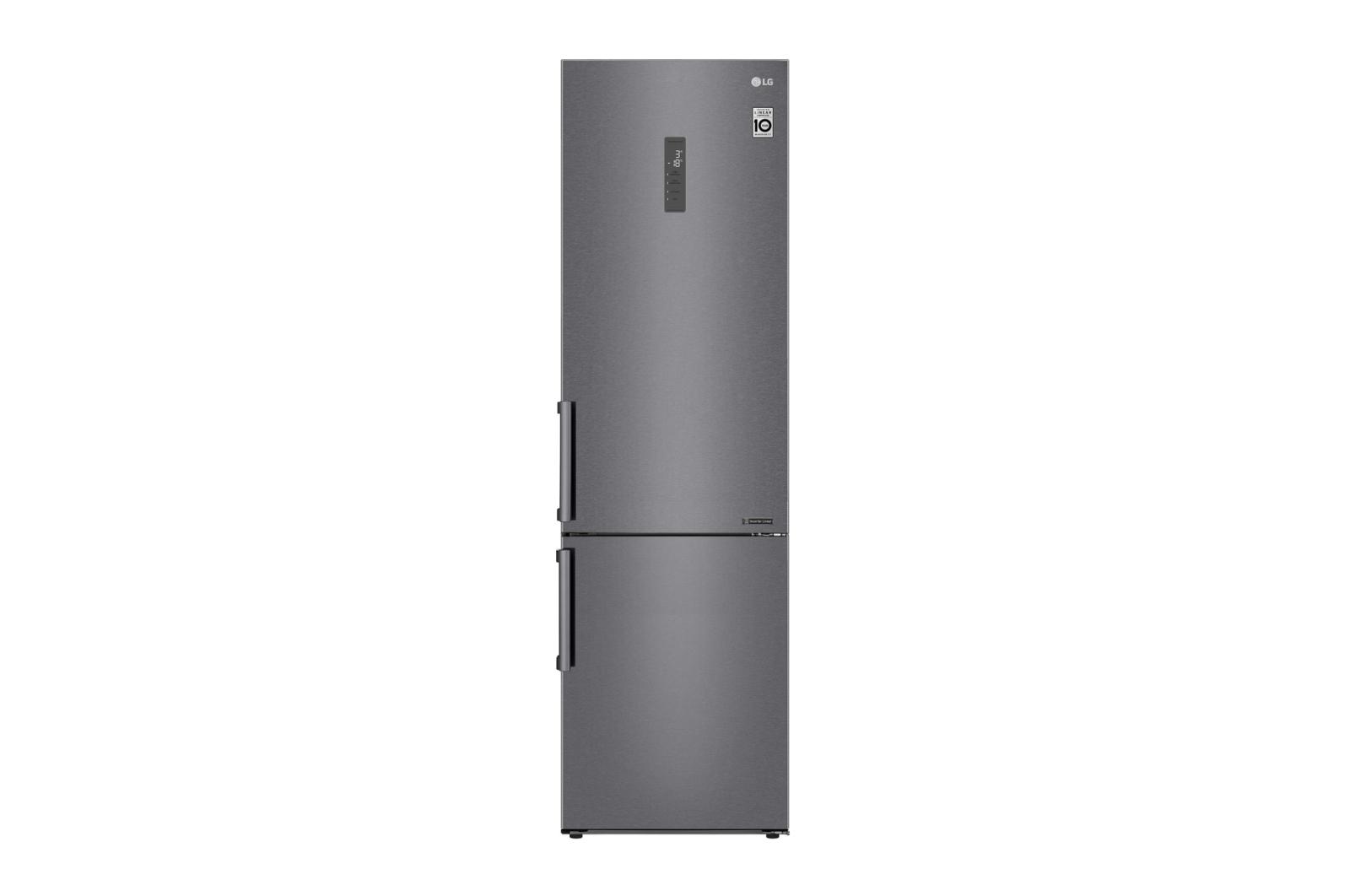 Холодильник LG GA B 509 BLGL Graphit