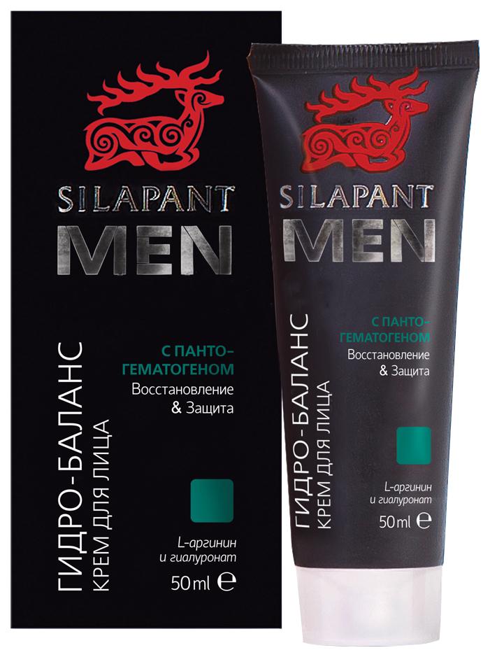 Купить Крем для лица Silapant Men гидро-баланс для мужчин 50 мл