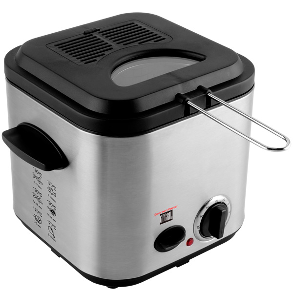 Фритюрница GFgril GFF 025 Easy Cook