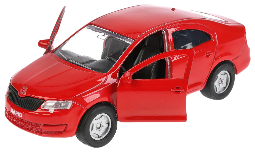 Купить Коллекционная модель Технопарк Skoda Rapid SB-18-22-SR-N(R)-WB, Коллекционные модели