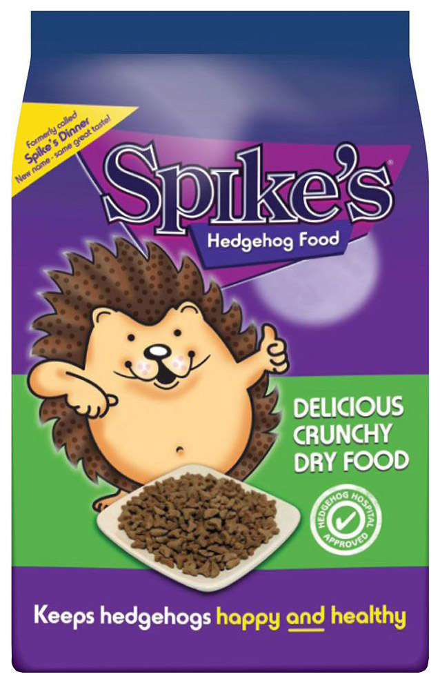 SPIKES WORLD DELICIOUS CRUNCHY DRY FOOD