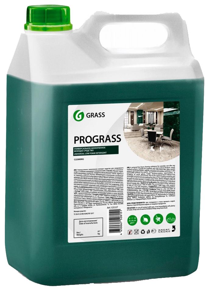 Универсальное низкопенное моющее средство Grass prograss канистра